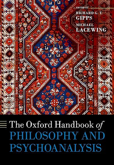 Portada del libro 9780198789703 The Oxford Handbook of Philosophy and Psychoanalysis