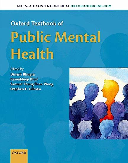 Portada del libro 9780198792994 Oxford Textbook of Public Mental Health
