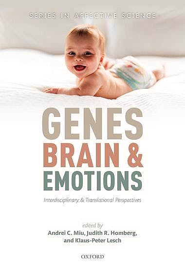 Portada del libro 9780198793014 Genes, Brain, and Emotions. Interdisciplinary and Translational Perspectives