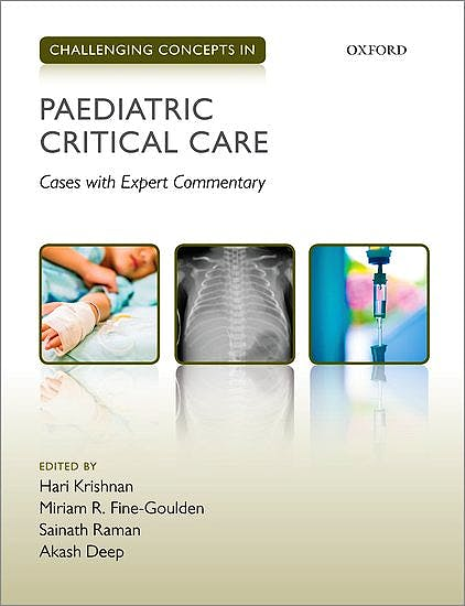 Portada del libro 9780198794592 Challenging Concepts in Paediatric Critical Care. Cases with Expert Commentary