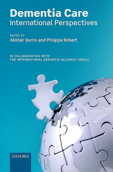 Portada del libro 9780198796046 Dementia Care. International Perspectives