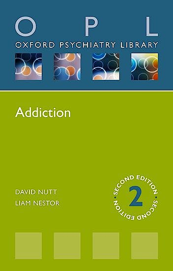 Portada del libro 9780198797746 Addiction