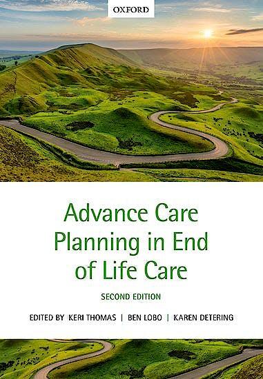 Portada del libro 9780198802136 Advance Care Planning in End of Life Care