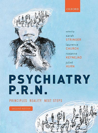 Portada del libro 9780198806080 Psychiatry P.R.N. Principles, Reality, Next Steps