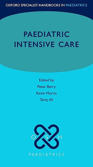 Portada del libro 9780198807018 Paediatric Intensive Care