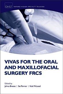 Portada del libro 9780198814306 Vivas for the Oral and Maxillofacial Surgery FRCS