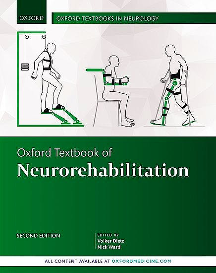 Portada del libro 9780198824954 Oxford Textbook of Neurorehabilitation