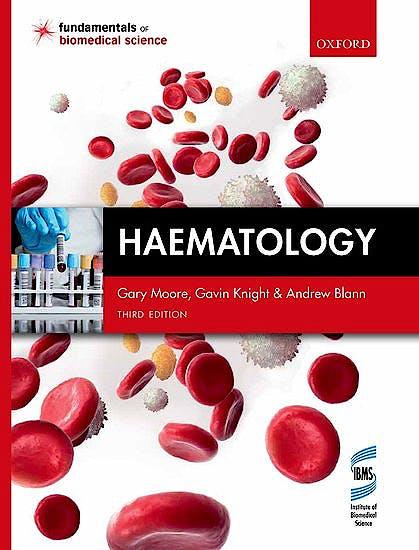 Portada del libro 9780198826095 Haematology