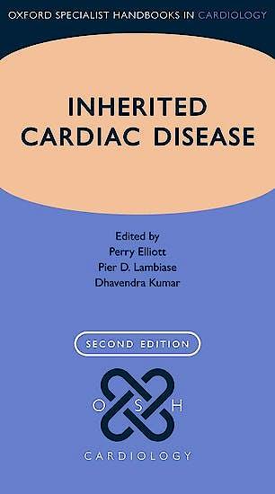 Portada del libro 9780198829126 Inherited Cardiac Disease