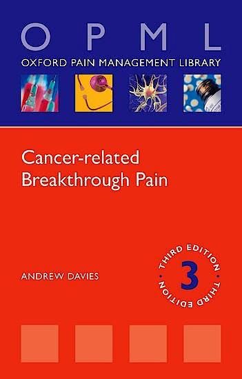 Portada del libro 9780198840480 Cancer-Related Breakthrough Pain