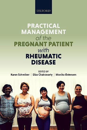 Portada del libro 9780198845096 Practical Management of the Pregnant Patient with Rheumatic Disease