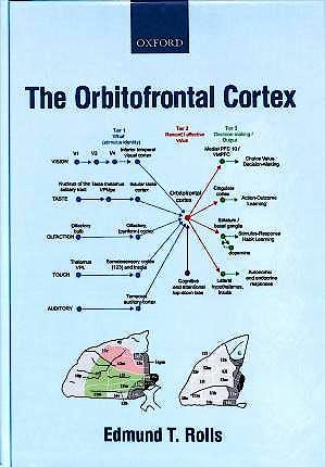 Portada del libro 9780198845997 The Orbitofrontal Cortex