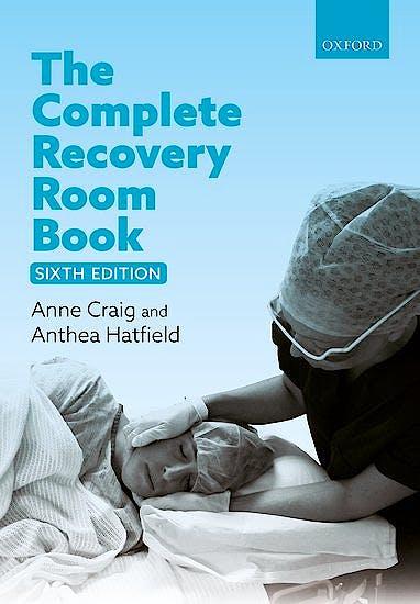 Portada del libro 9780198846840 The Complete Recovery Room Book