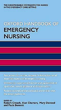 Portada del libro 9780199203499 Oxford Handbook of Emergency Nursing