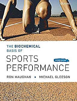 Portada del libro 9780199208289 The Biochemical Basis of Sports Performance