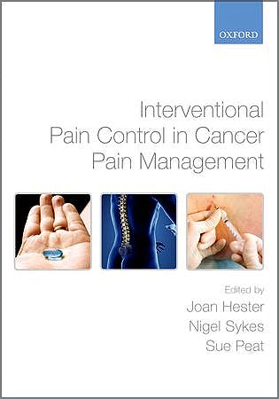 Portada del libro 9780199219087 Interventional Pain Control in Cancer Pain Management