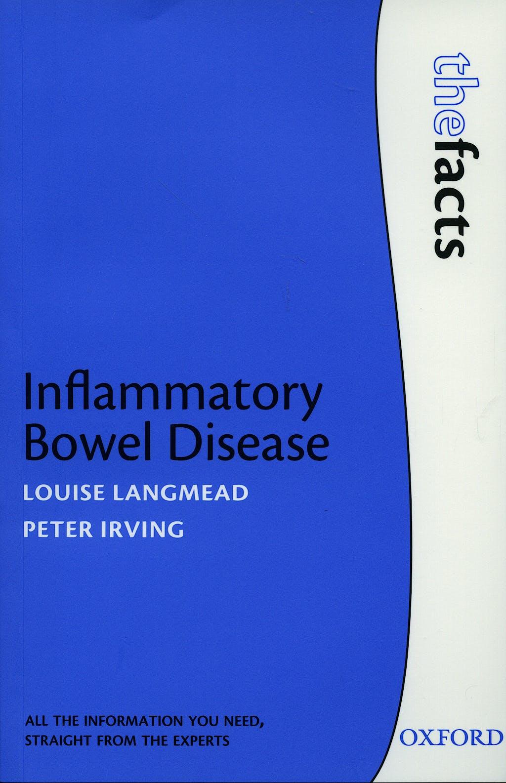 Portada del libro 9780199230716 Inflammatory Bowel Disease: The Facts