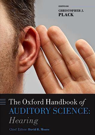 Portada del libro 9780199233557 Oxford Handbook of Auditory Science: Hearing