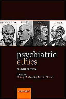 Portada del libro 9780199234318 Psychiatric Ethics