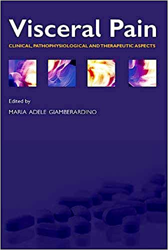 Portada del libro 9780199235193 Visceral Pain. Clinical, Pathophysiological and Therapeutic Aspects