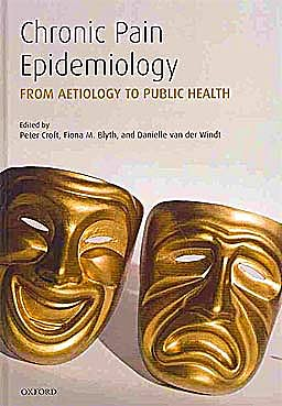 Portada del libro 9780199235766 Chronic Pain Epidemiology. from Aetiology to Public Health