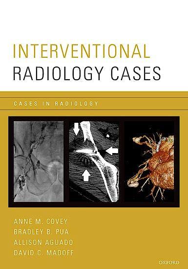 Portada del libro 9780199331277 Interventional Radiology Cases