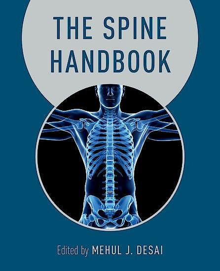 Portada del libro 9780199350940 The Spine Handbook