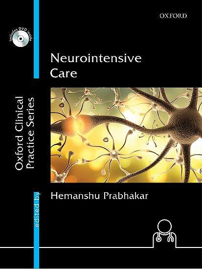Portada del libro 9780199481439 Neurointensive Care + DVD