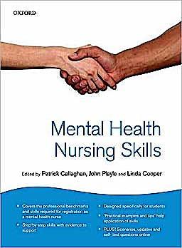 Portada del libro 9780199534449 Mental Health Nursing Skills