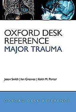 Portada del libro 9780199543328 Oxford Desk Reference. Major Trauma