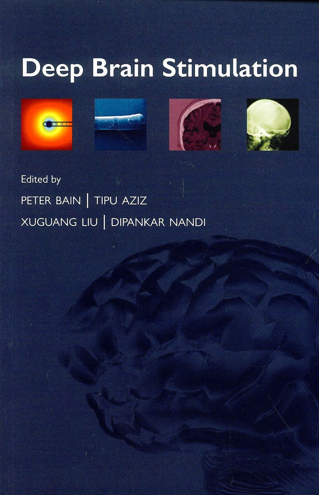 Portada del libro 9780199543717 Deep Brain Stimulation