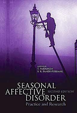Portada del libro 9780199544288 Seasonal Affective Disorder. Practice and Research