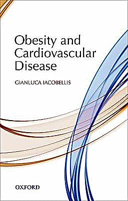Portada del libro 9780199549320 Obesity and Cardiovascular Disease