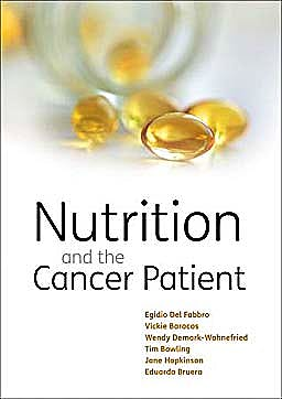 Portada del libro 9780199550197 Nutrition and the Cancer Patient