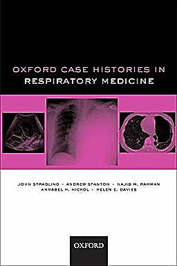 Portada del libro 9780199556373 Oxford Case Histories in Respiratory Medicine (Oxford Case Histories)