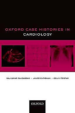 Portada del libro 9780199556786 Oxford Case Histories in Cardiology (Oxford Case Histories)