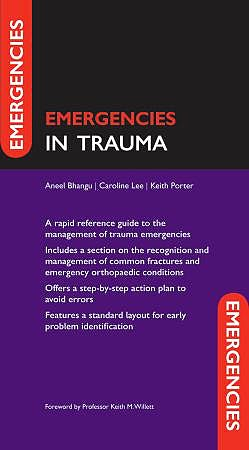 Portada del libro 9780199558643 Emergencies in Trauma