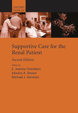 Portada del libro 9780199560035 Supportive Care for the Renal Patient