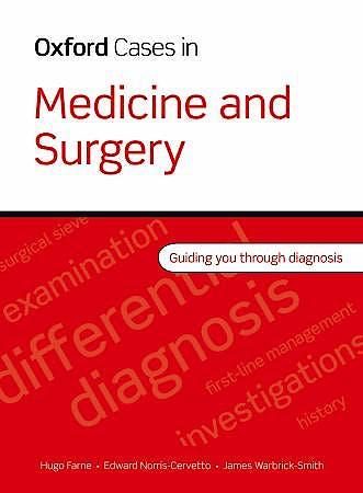 Portada del libro 9780199560523 Oxford Cases in Medicine and Surgery