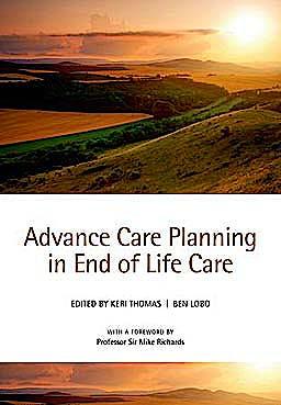 Portada del libro 9780199561636 Advance Care Planning in End of Life Care