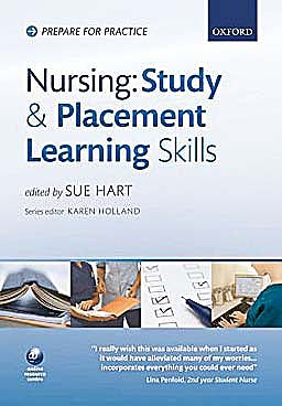 Portada del libro 9780199563128 Nursing Study and Placement Learning Skills (Prepare for Practice)