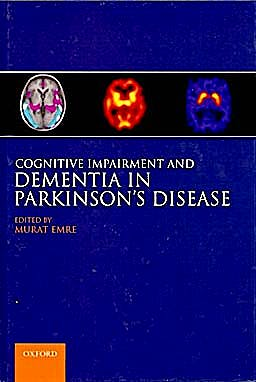 Portada del libro 9780199564118 Cognitive Impairment and Dementia in Parkinson's Disease