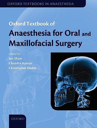 Portada del libro 9780199564217 Anaesthesia for Oral and Maxillofacial Surgery