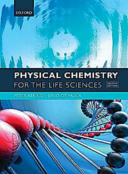 Portada del libro 9780199564286 Physical Chemistry for the Life Sciences