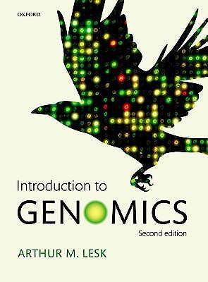 Portada del libro 9780199564354 Introduction to Genomics