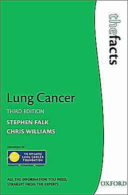 Portada del libro 9780199569335 Lung Cancer (The Facts)
