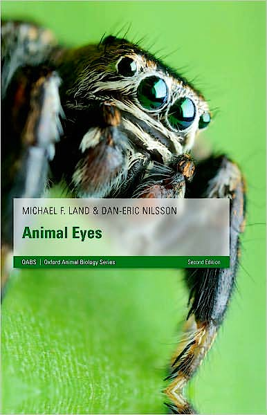 Portada del libro 9780199581146 Animal Eyes (Oxford Animal Biology)
