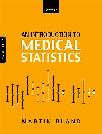 Portada del libro 9780199589920 Introduction to Medical Statistics