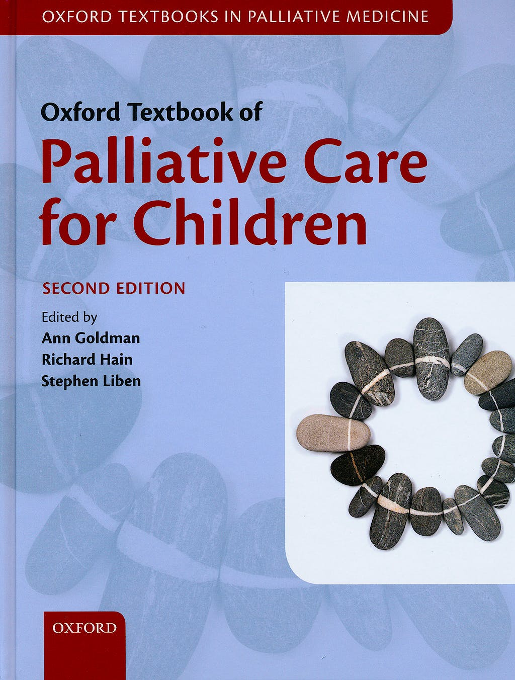 Portada del libro 9780199595105 Oxford Textbook of Palliative Care for Children