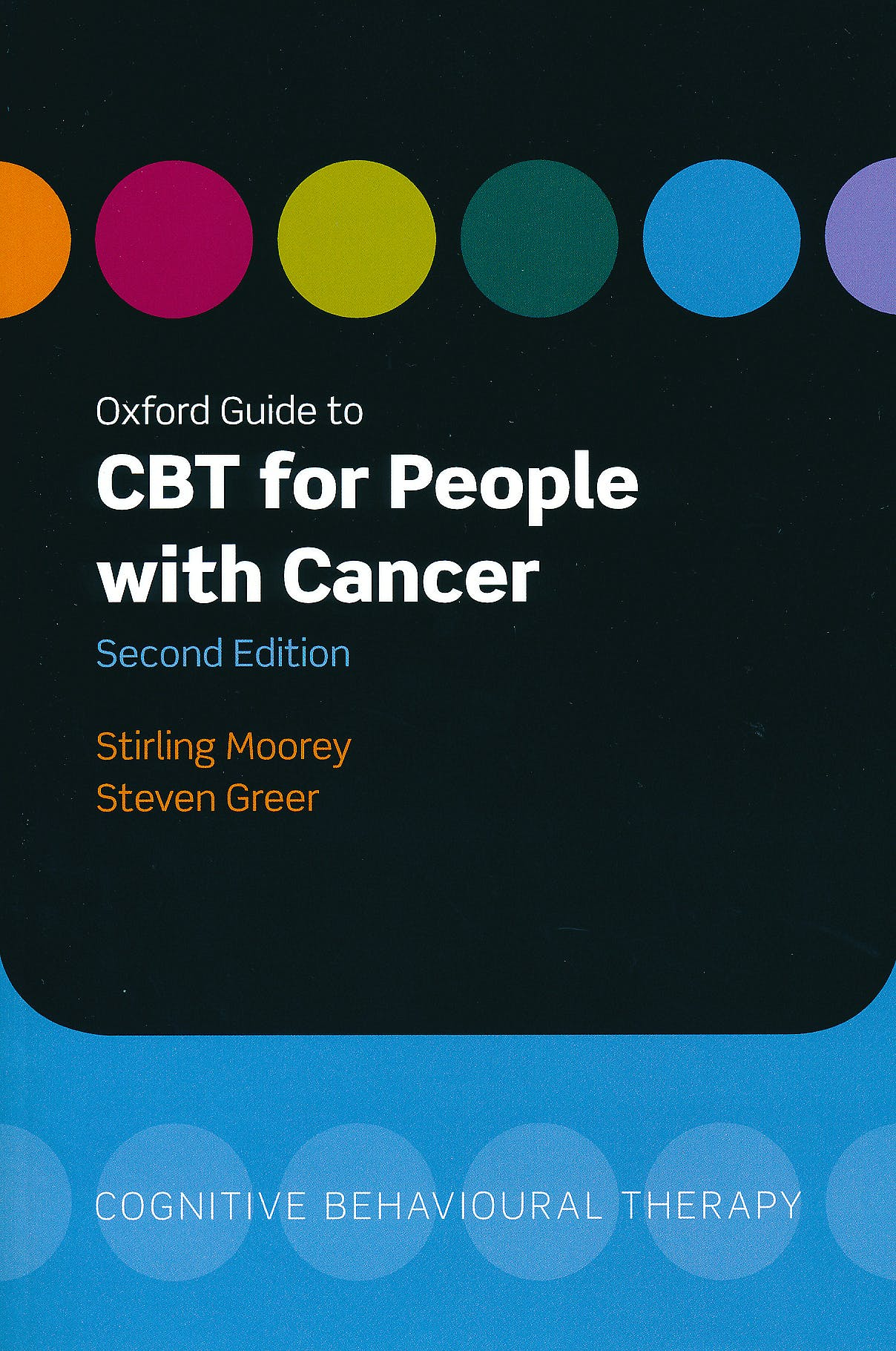 Portada del libro 9780199605804 Oxford Guide to Cbt for People with Cancer